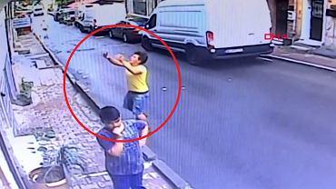 Turcja: Imigrant uratował dziecko, które wypadło z okna
