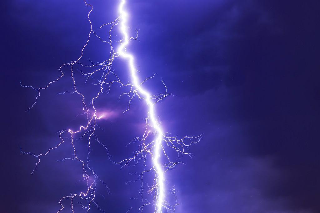 Burze (zdjęcie ilustracyjne)