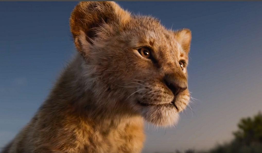 Król Lew - zwiastun #2 dubbing (2019)