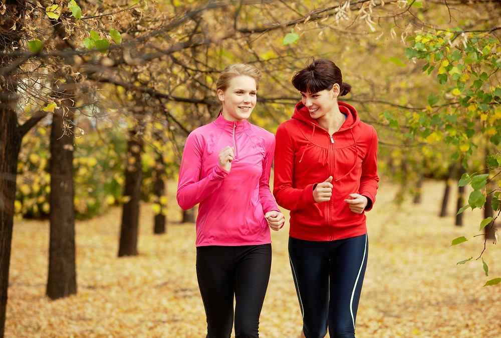 Aktywność fizyczna jesienią zapobiegnie złemu samopoczuciu