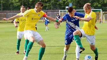 Półfinał lubuskiego Pucharu Polski: Stilon Gorzów - Falubaz Zielona Góra 3:0 (0:0)