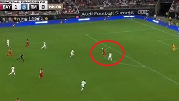 Robert Lewandowski strzelił gola w meczu z Realem Madryt