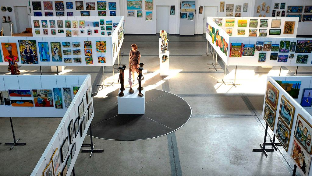 Katowice Szyb Wilson - Art Naif Festiwal / fot. materiały prasowe