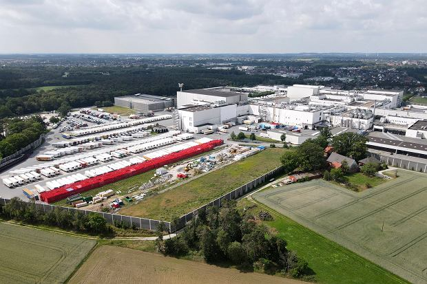 Zakłady mięsne Toennies w Niemczech