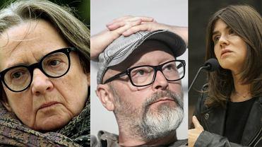 Agnieszka Holland, Wojciech Smarzowski, Małgorzata Szumowska