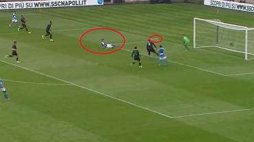 Arkadiusz Milik strzelił gola Liverpoolowi