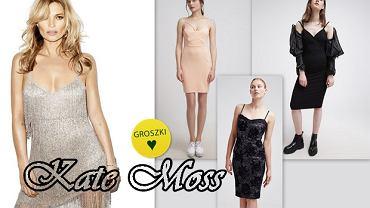Sukienki na ramiączkach w stylu Kate Moss