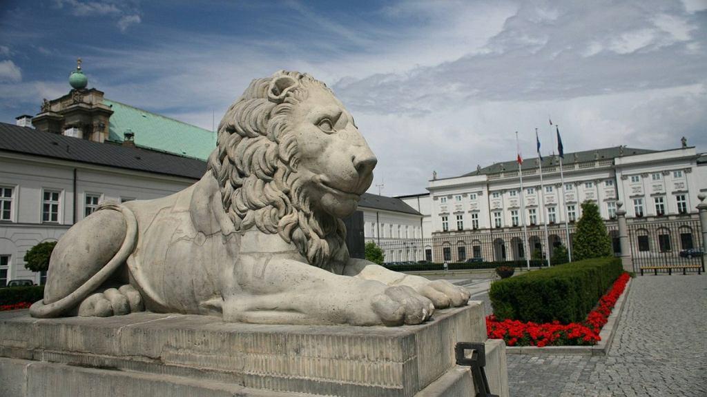 Rezydencja Prezydenta RP - Pałac Prezydencki w Warszawie