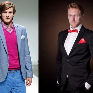 Jaki kolor garnituru w ciągu dnia, a jaki wieczorem