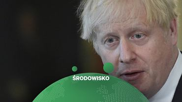 Boris Johnson poleciał na szczyt G7, aby walczyć o ekologię. Odrzutowcem. 'Czysta głupota'