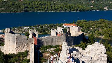 Miasteczko Ston w Chorwacji
