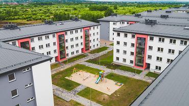 Inwestycja w Krakowie