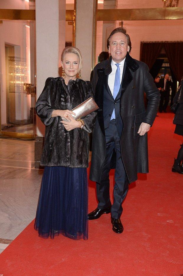 Dorota Soszyńska i mąż, Wojciech Soszyński