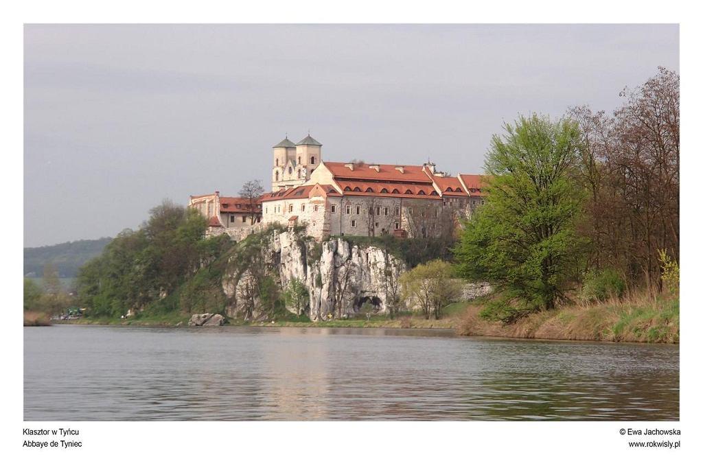 Rok Wisły, Klasztor w Tyńcu / fot. Ewa Jachowska, mat. promocyjne