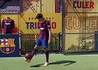 Barcelona zaprezentowała nowego piłkarza. Na konferencji zabrakło prezesa klubu