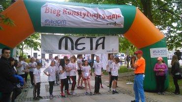 Biegi w Radomiu w rocznicę uchwalenia Konstytucji 3 Maja