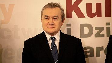 Piotr Gliński w sprawie Heart of Poland:  'Tezy Onetu są czysto propagandowe'. /  fot. Dawid Zuchowicz