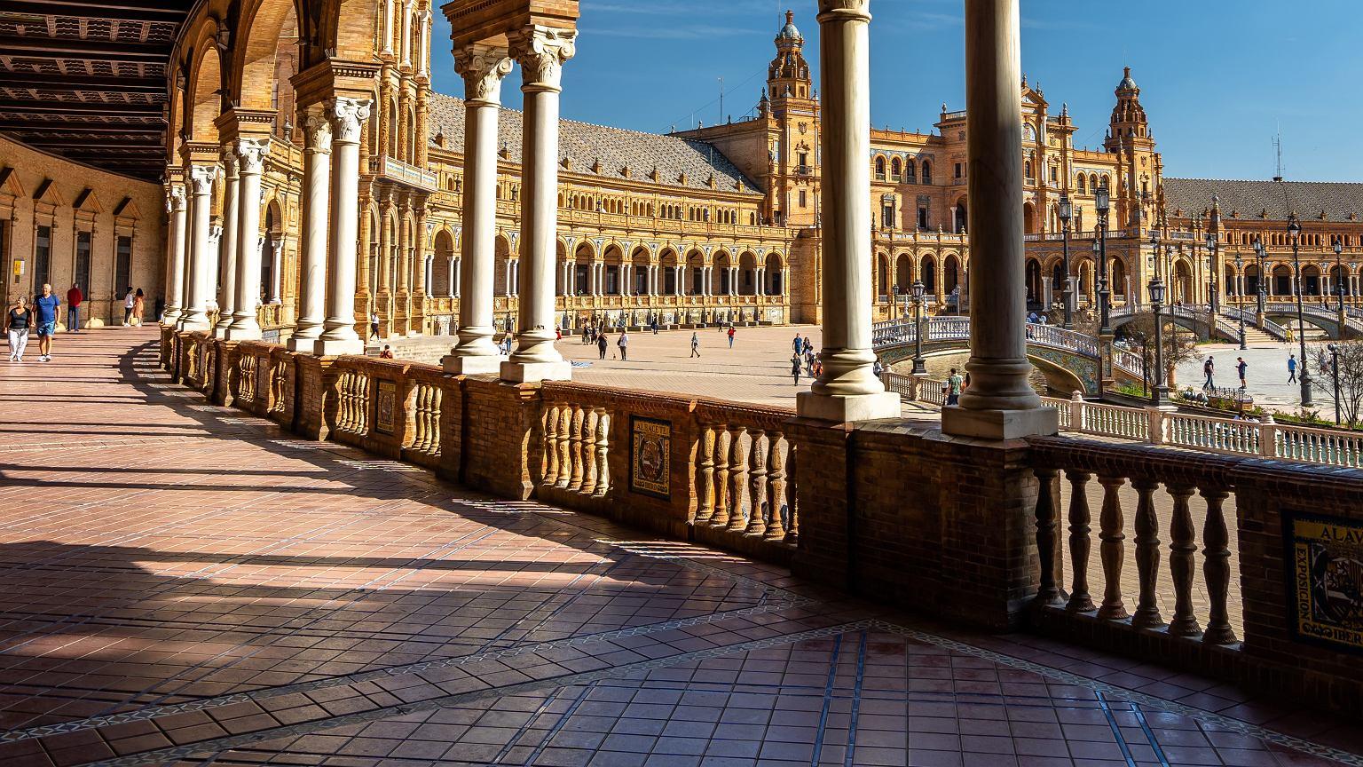 Sewilla, miasto w Andaluzji