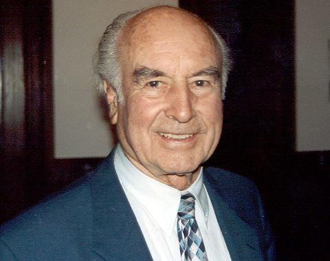 Albert Hofmann w 1993 roku