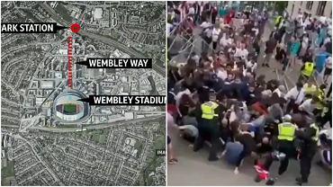 Zamieszki na Wembley