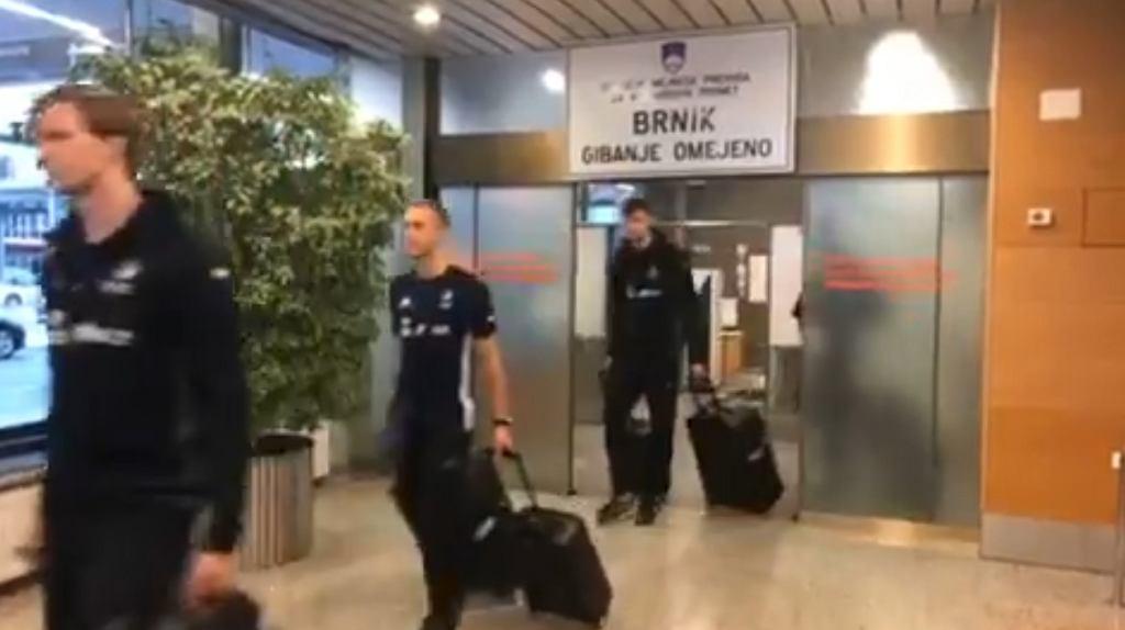 Polscy siatkarze wylądowali w Ljubljanie