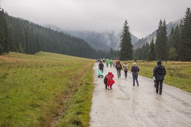 Tatry pod koniec wakacji / shutterstock
