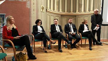 Konferencja poświęcona koncepcji Parku Rzeki Wisły