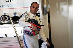 F1. PKN Orlen oficjalnie potwierdził współpracę z Williamsem. Robert Kubica nagrał film