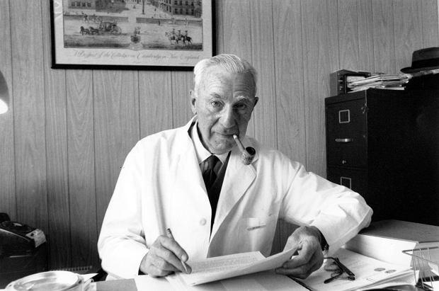 Dr. John Rock,  Harvard Medical School 1970