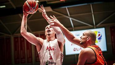 Holandia - Polska. Maciej Lampe
