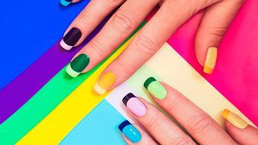 Tworzywo na paznokcie, w zależności od rodzaju, będzie bardziej lub mniej trwałe. Zdjęcie ilustracyjne