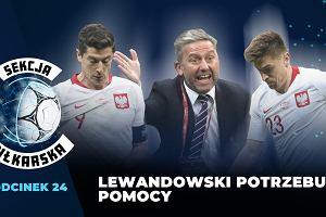 Roman Kołtoń rozpisał swój skład reprezentacji Polski! Bez Milika i Piątka [SEKCJA PIŁKARSKA #24]