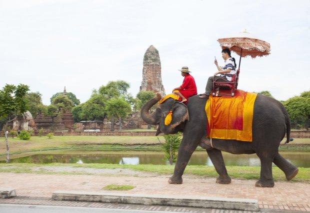 AYUTHAYA, Tajlandia