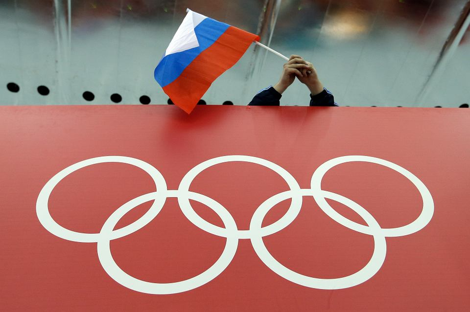 OLY Russia Doping WADA