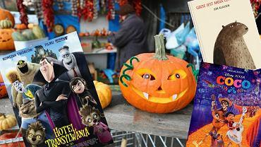 Halloween 2019. Książki i filmy,które wprowadzą nas w klimat