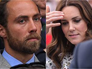 James Middleton, księżna Kate