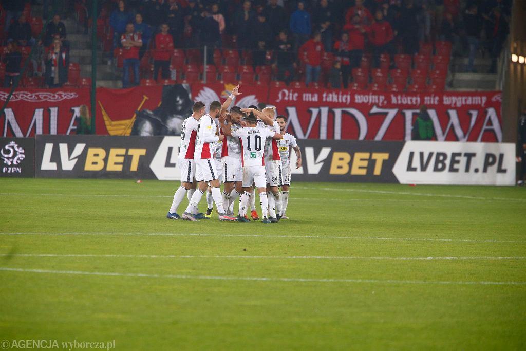 Fortuna Pierwsza Liga. Widzew - Zagłębie Sosnowiec