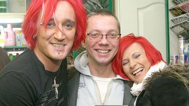 Michał Wiśniewski, Jacek Łągwa, Anna Świątczak