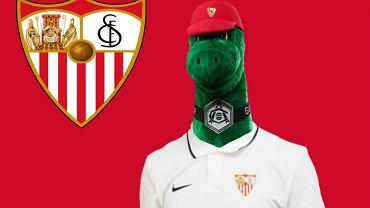 Sevilla ogłosiła transfer Gunnersaurusa