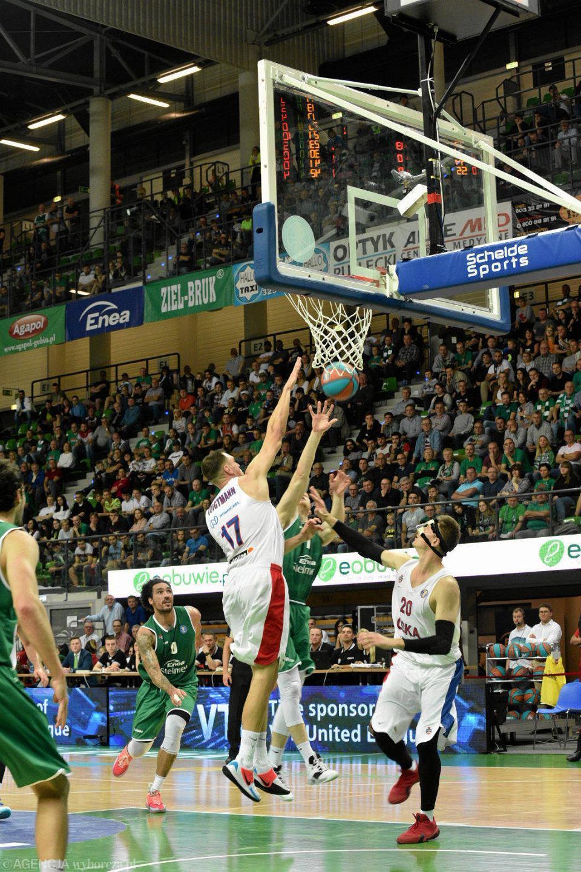 Zdjęcie numer 21 w galerii - Bez niespodzianek, CSKA dała Stelmetowi lekcję koszykówki [ZDJĘCIA]