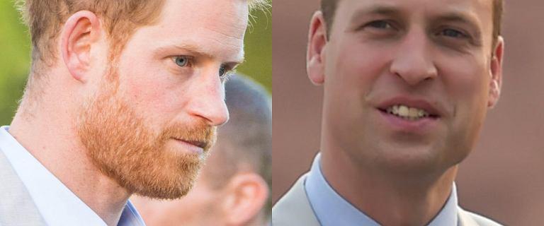 Książę Harry oficjalnie skomentował konflikt z księciem Williamem. Jednak media miały rację