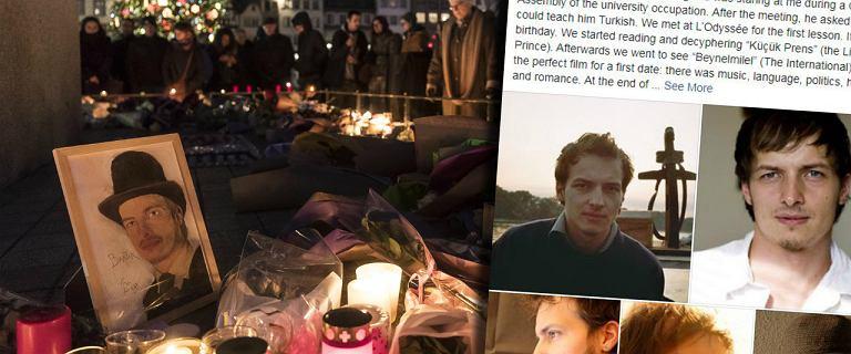 Wspomnienie o Polaku, który zginął w Strasburgu. ''Nauczyłeś mnie kochać''