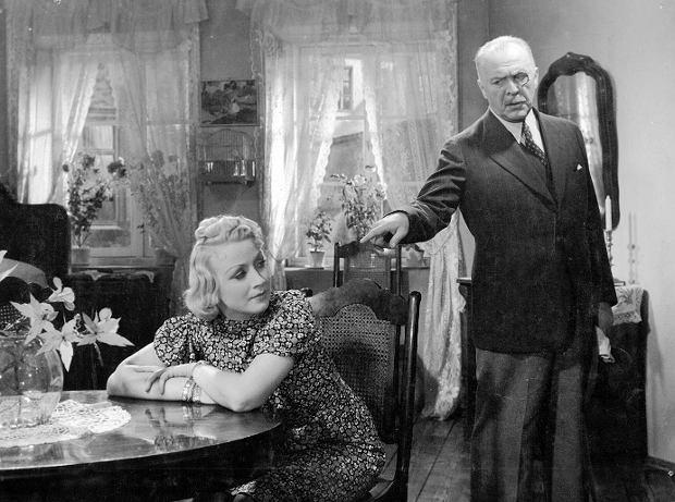 Scena z filmu 'Moi rodzice rozwodzą się', reż. Mieczysław Krawicz