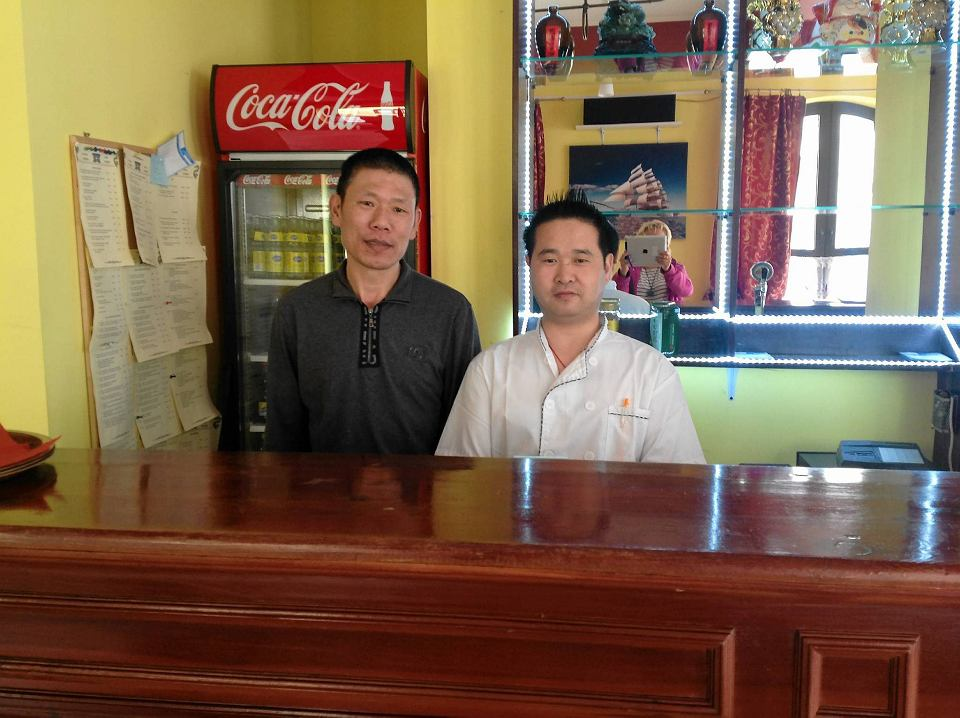 Staś Poleca Brokuły Z Krewetkami Chińska Restauracja Na