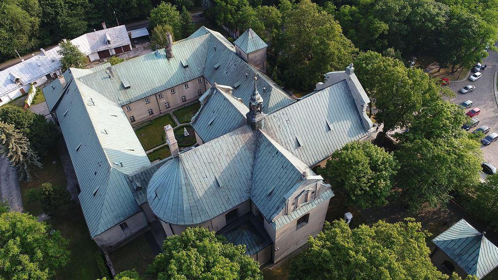 Klasztor Franciszkanów w Łodzi (Łagiewniki)
