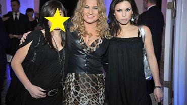Beata Kozidrak i jej córki Agata Pietra i Kasia Pietras