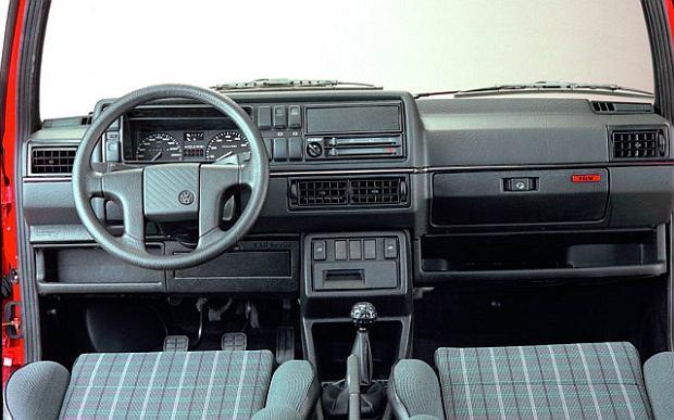 Fot. Volkswagen | Volkswagen Golf II GTI