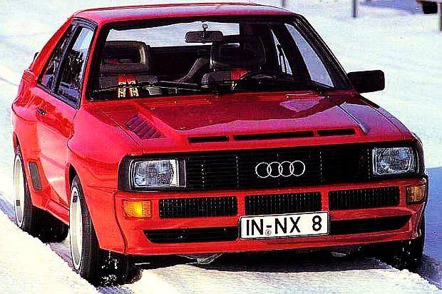 Oryginalne Audi Sport quattro kosztuje około pół miliona złotych