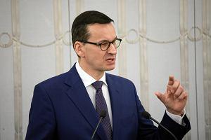 Budżet państwa jednak pod kreską. Mateusz Morawiecki: deficyt w 2018 r. to 10-11 mld zł