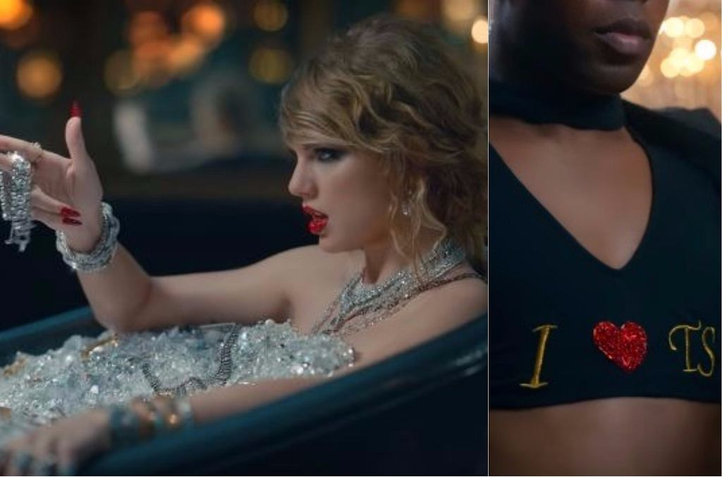 Teledysk 'Look What You Made Me Do' Taylor Swift